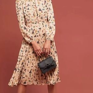 Anthropologie Ottod'ame dinosaur dress midi